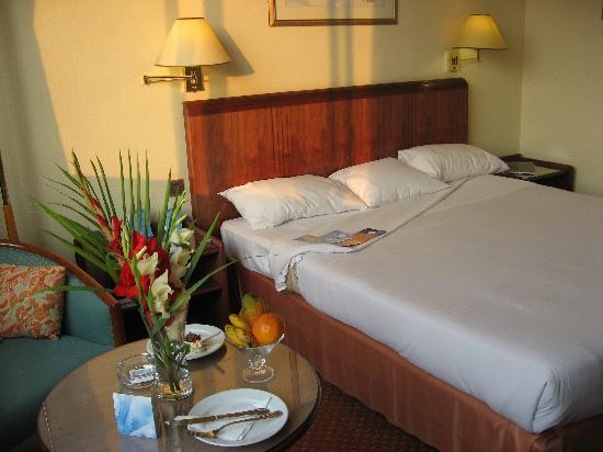 Hotel Carlton Antananarivo Madagascar: une chambre