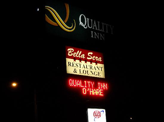 Quality Inn O'Hare Airport: good value