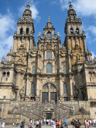 Σαντιάγκο Ντε Κομποστέλα, Ισπανία: Santiago de Compostela