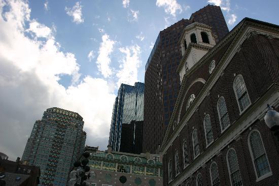Boston, MA: Im Regierungsviertel