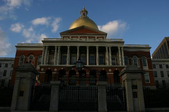 Boston, MA: Massachusetts State House