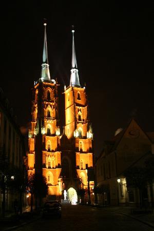Wroclaw, Poland: Dominsel