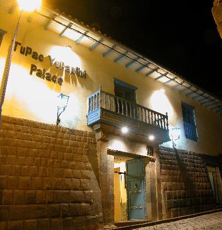 Tupac Yupanqui Palace Hotel