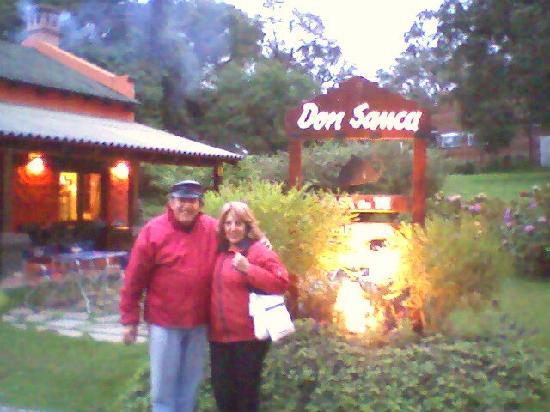 San Lorenzo, Argentina: Salta-Don Sanca- casa de te-