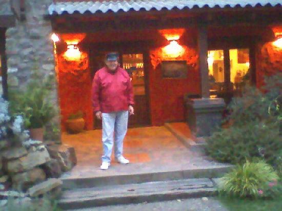 San Lorenzo, Argentina: SALTA-don SANCA -Casa de te-restaurante