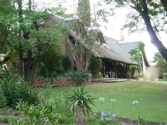 Mandolino Lodge & Restaurant: From the Gardens