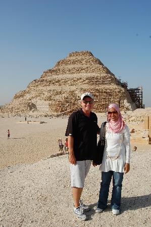 Egypt Queen  Day  Tours : Sakkara