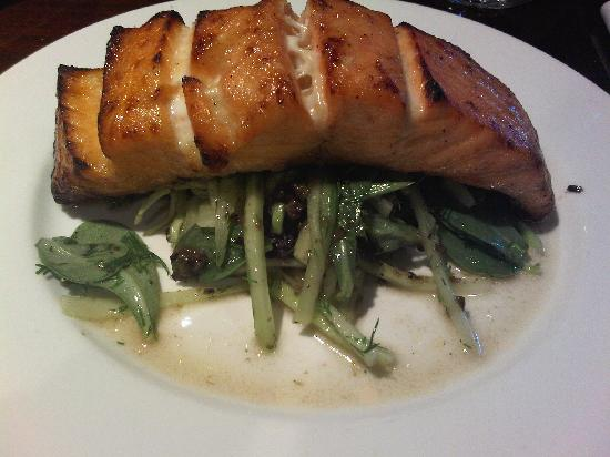 The Gaucho Grill: Salmon