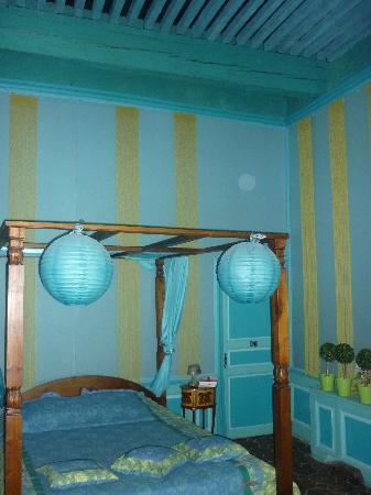 Hotel de Digoine : une chambre