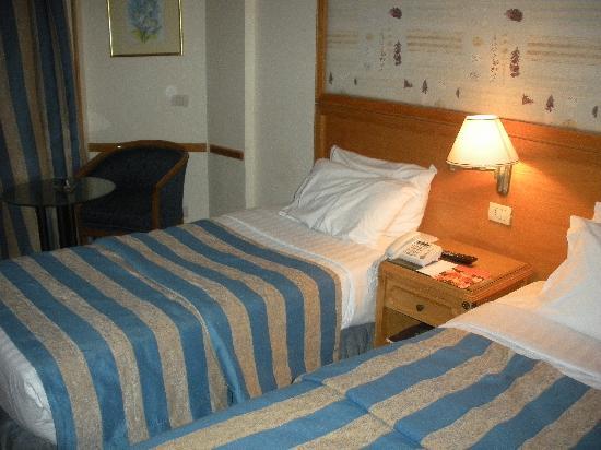 Sheraton Montazah Hotel : la camera