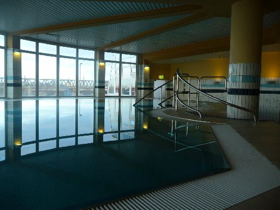 Elb-Residence Appartements: la piscine