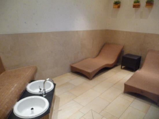 Elb-Residence Appartements: repos pres du sauna
