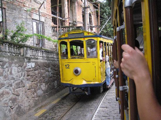 Santa Teresa : Tram