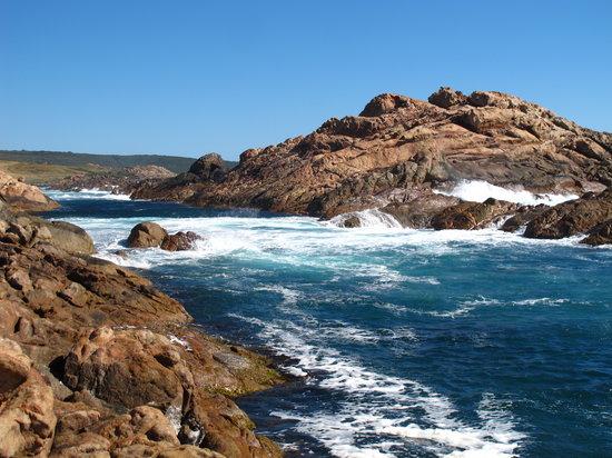 Yallingup, Australia: Canal Rocks