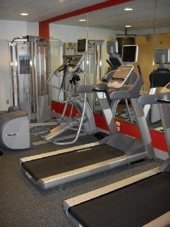 Hilton Garden Inn Allentown-Bethlehem Airport : Workout equipment
