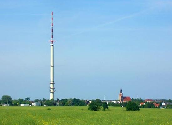 Calau, ألمانيا: Calau Panorama