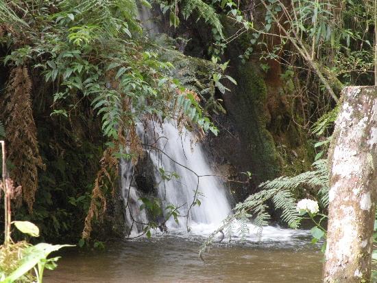 Vale do Lajeado Chales: water fall