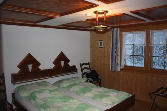 Appenzell, Switzerland: Room