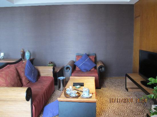 Christian's Hotel : Living Area