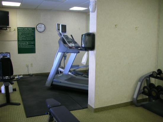 Hilton Garden Inn Charlotte Pineville: Gym