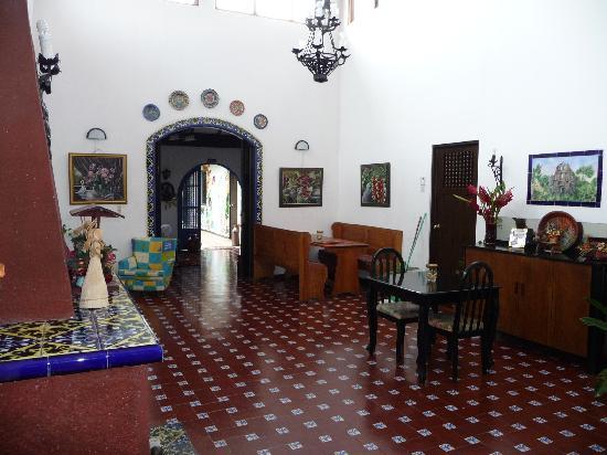 Hotel 1492 : Atrium