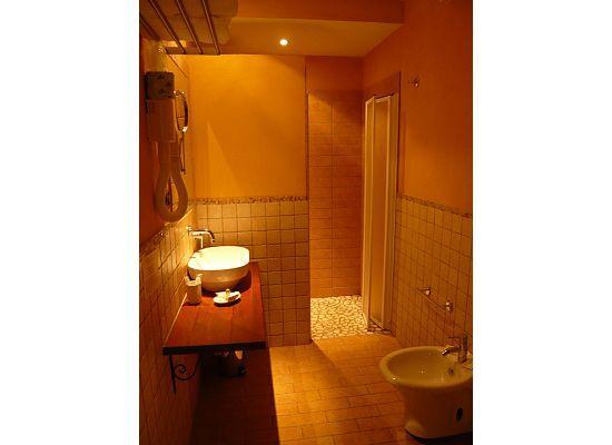 Hotel Rocca Della Sena: Bathroom