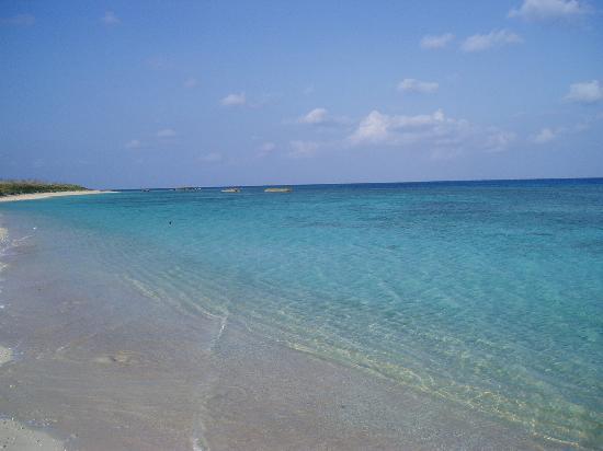 Pension Sainantan: ニシ浜