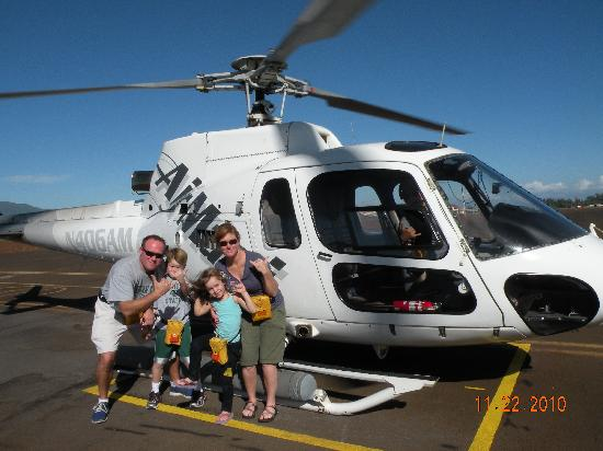 Air Maui Helicopter Tours: Hang Loose!