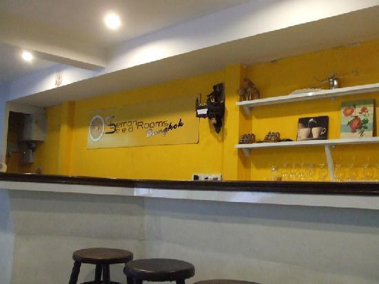 LemonSeed Rooms: lobby area