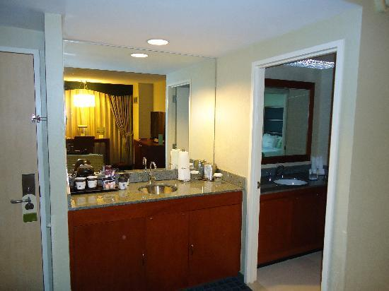 Doubletree Guest Suites Vs Radio City Apartments New