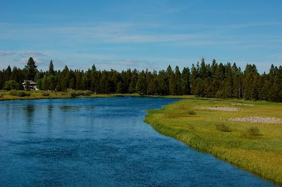 Sunriver Resort: Deschutes River
