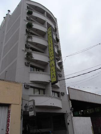 Ghala Hotel: Außenansicht