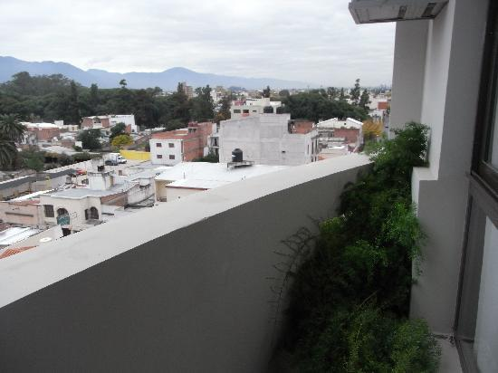 Ghala Hotel: Balkon
