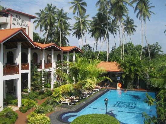 هوتل بينتوتا فيليدج: Hotel Bentota Village