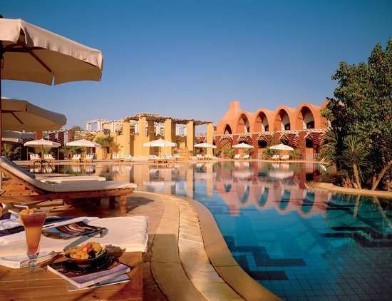 Sheraton Miramar Resort El Gouna: Sheraton Miramar Resort - El Gouna - Pool
