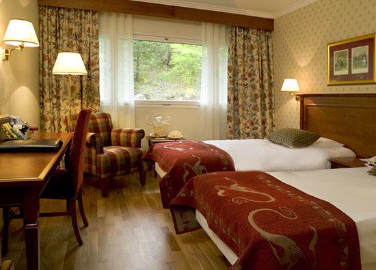 Scandic Holmenkollen Park: Standard Double room