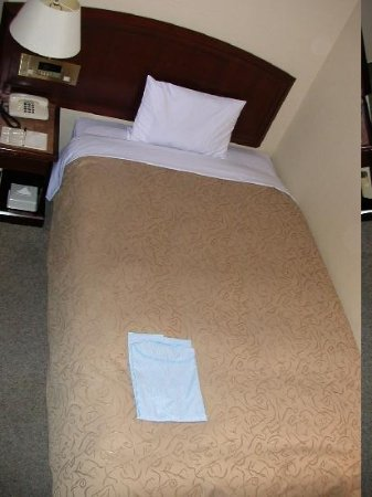 Hotel Mets Urawa: ベッド