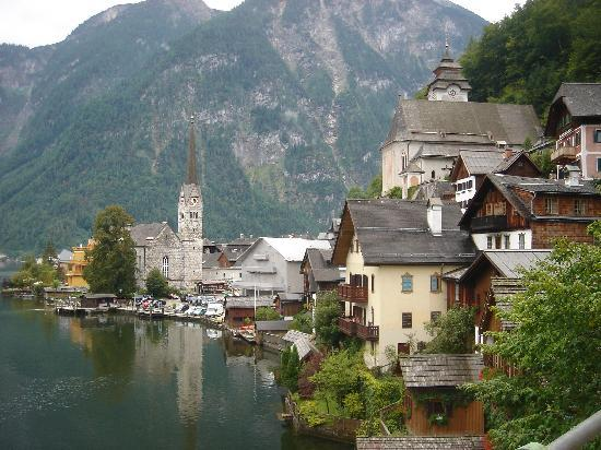 Pension Sarstein: Beautiful Lake Hallstatt