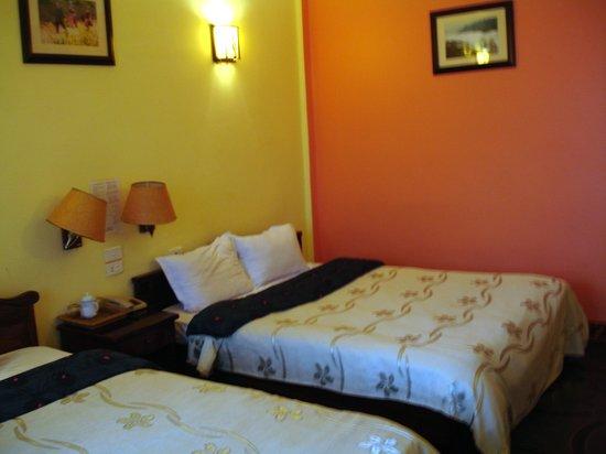 Pumpkin Sapa Hotel: bedroom