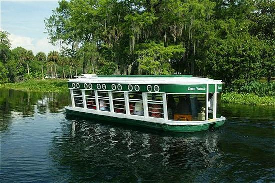 Holiday Inn Express Suites Ocala - Silver Springs: Holiday Inn Express Silver Springs - Glass Bottom Boats
