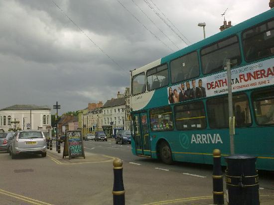 Lutterworth, UK: Hauptstraße I
