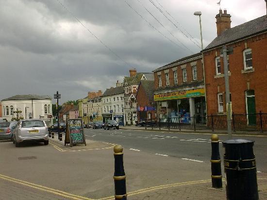 Lutterworth, UK: Hauptstraße II