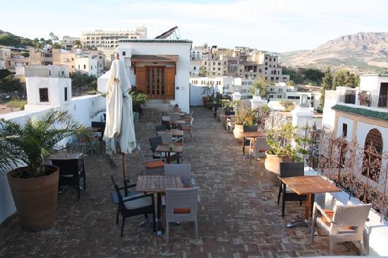 Palais Amani: La Terrasse du Bar