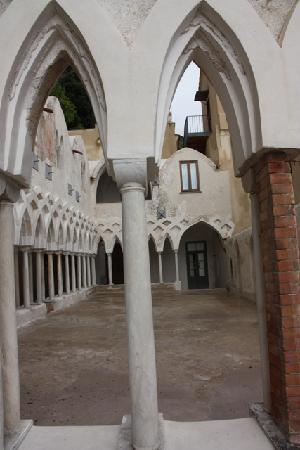 NH Collection Grand Hotel Convento di Amalfi : Le Cloître #1