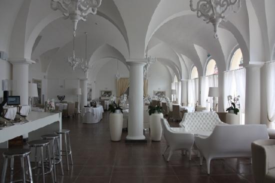 NH Collection Grand Hotel Convento di Amalfi : Le Restaurant