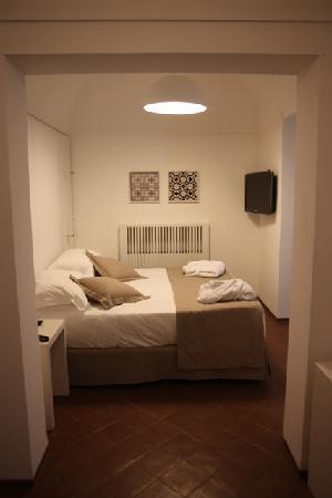 NH Collection Grand Hotel Convento di Amalfi : La Suite que nous occupions