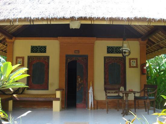 Taman Sari Bali Resort & Spa: le bungalow