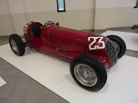 The Franschhoek Motor Museum : Probably their most valuable exhibit