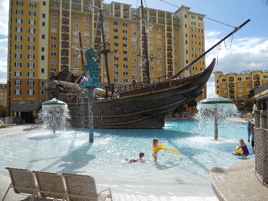 Lake Buena Vista Resort Village & Spa: Beautiful Pool