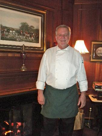 HideAway Country Inn: Chef Michael